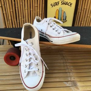 Converse All Star Canvas Low Top Sneakers Size 6.5